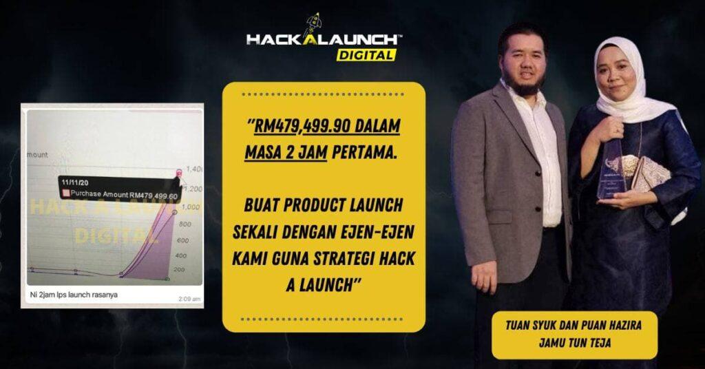 hack a launch